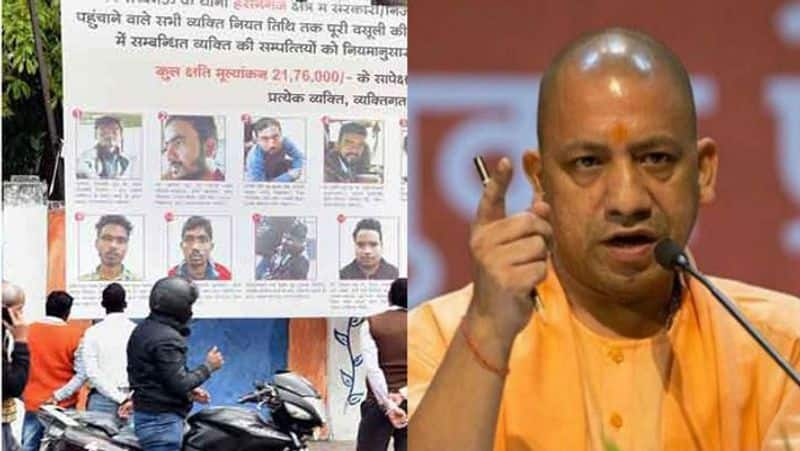 Tenacious Yogi Adityanath reiterates rioters will  have to pay up for the damages during protests