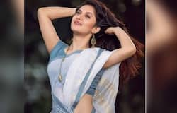 <p>Mithila is not an actress who decorates herself with lots of beauty products or too much makeup. Her fans like the uniqueness in her.<br /> &nbsp;</p>