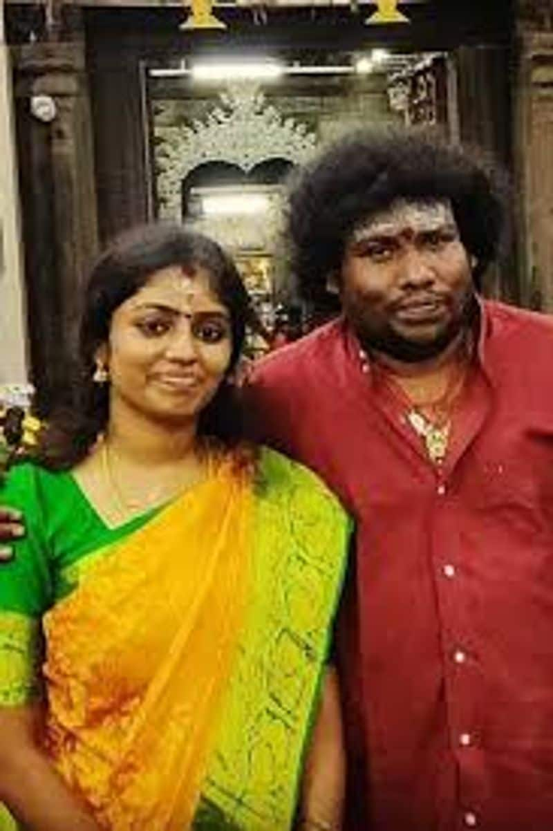 Actor Yogibabu built a temple in his own place and performed Kumbabhishekam
