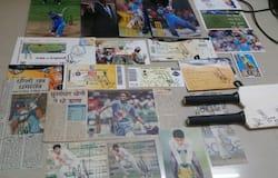 <p>MS Dhoni, Pranav Jain, Cricket</p>