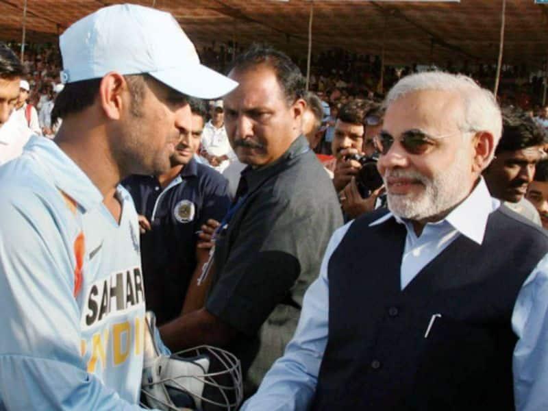 Happy Birthday Narendra Modi: From Kohli to Milkha Singh - Indian sportspersons who got clicked with Modi-ayh