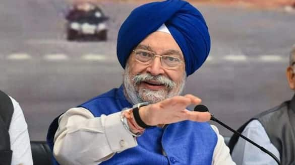 Petrol diesel taxes funding free meals vaccines and other schemes says Hardeep Singh Puri