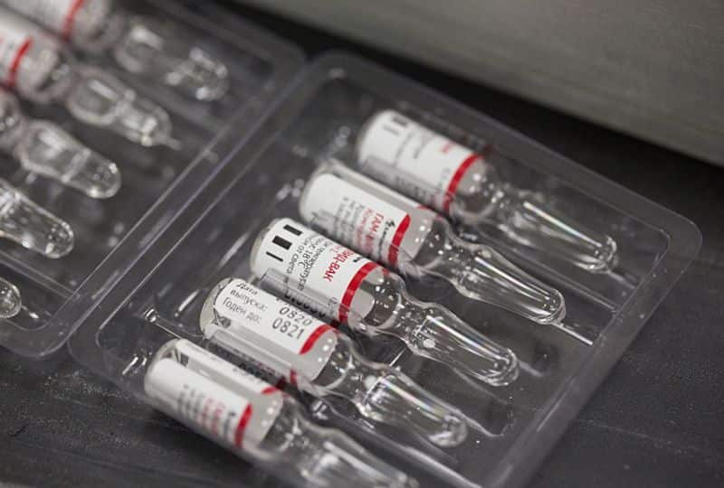 Russia and Panacea Biotec launch production of Sputnik V covid 19 vaccine in India ckm