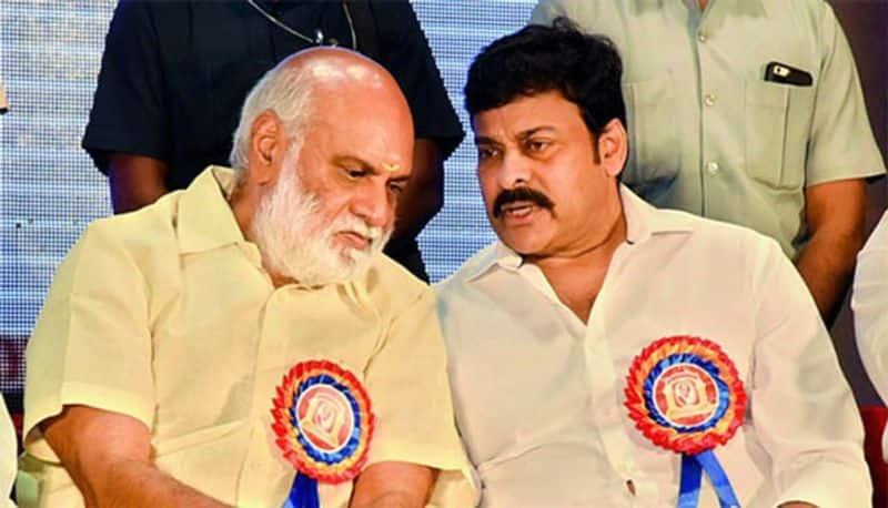 chiranjeevi special birthday wishes to director k raghavendra rao  arj