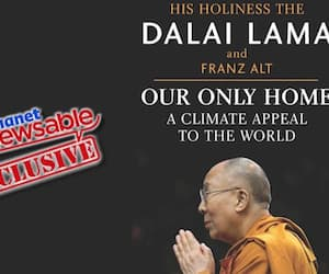 Dalai Lama in new book: Fight against deadlock, ignorance on issue of climate change