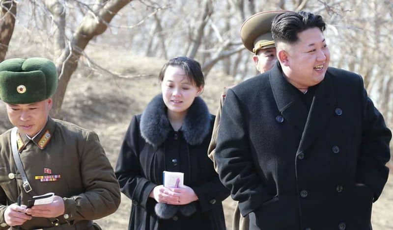 Death of North Korean President Kim Jong Un ... Confirming Information