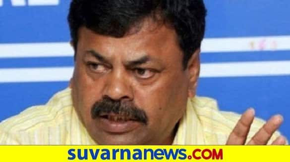 BJP MLA MP Renukacharya Slams Congress grg