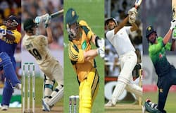 <p>5 cricketers</p>