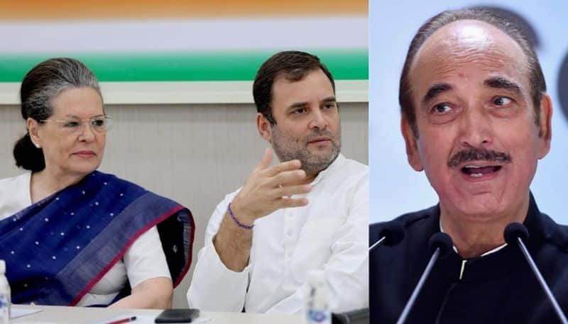 Is Azad challenging Sonia Gandhi, then said democracy should prevail in the party