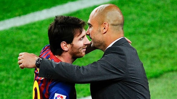 Pep Guardiola's father makes exciting revelation about Lionel Messi's rumoured Manchester City move-ayh