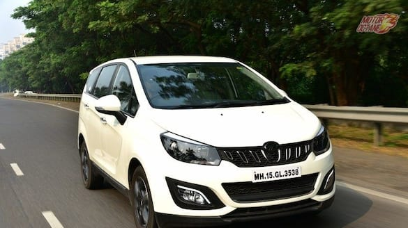Mahindra Has No Plans To Discontinue Marazzo