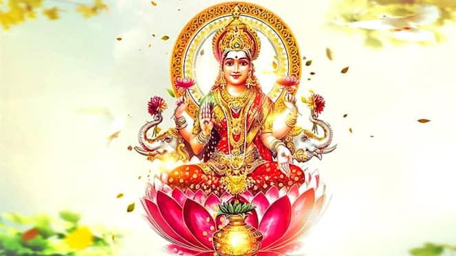 King Sudyumna worship goddess and blessed hls