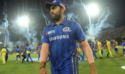 rohit sharma retaliation to who raise a doubt of if he lead an other team would he won five ipl titles