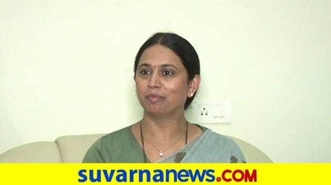 Belagavi Rural Congress MLA lakshmi-hebbalkar-tests-positive-for-covid-19 mah
