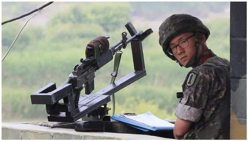 North Korea orders Shoot at Sight order for intruders coming within one km of the China Border