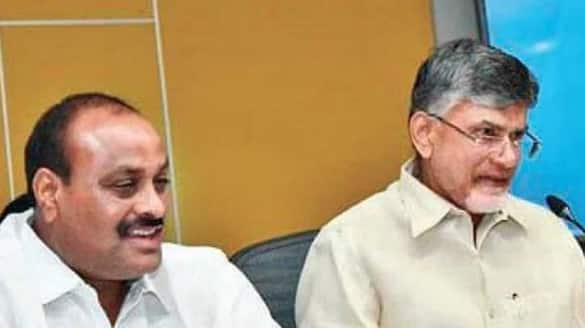 ap tdp president atchannaidu slams ys jagan over case agaisnt chandrababu and nara lokesh ksp