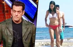 <p>However, Salman Khan was previously dating Katrina and was visibly angry and had lashed out at the media when they questioned his ex-girlfriend's leaked pictures.</p>