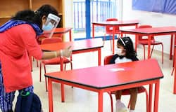 <p>Education minister Lahkmen Rymbui said schools in Meghalaya will partially reopen from next week for students to meet teachers to clarify their doubts.</p>