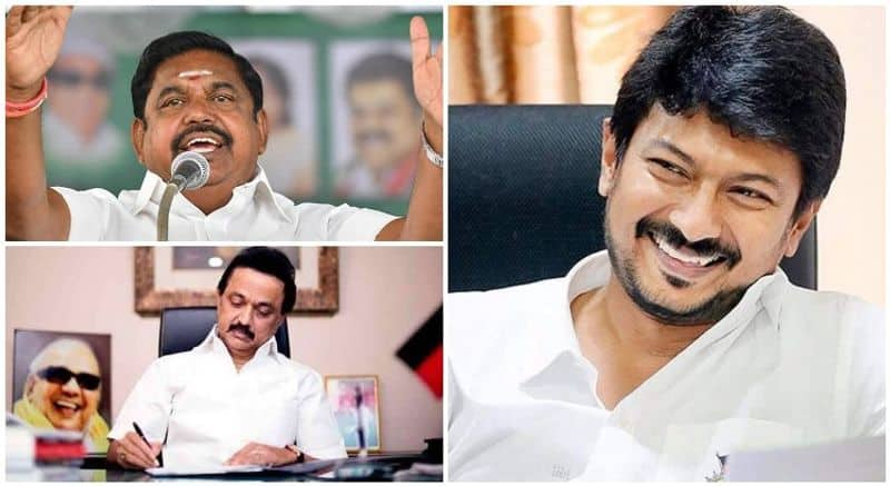 aiadmk complaint on dmk chief stalin and udayanidhi to ec ksp