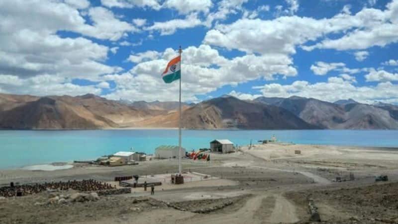 early September india china fired 100-200 warning shots on pangong says source bsm