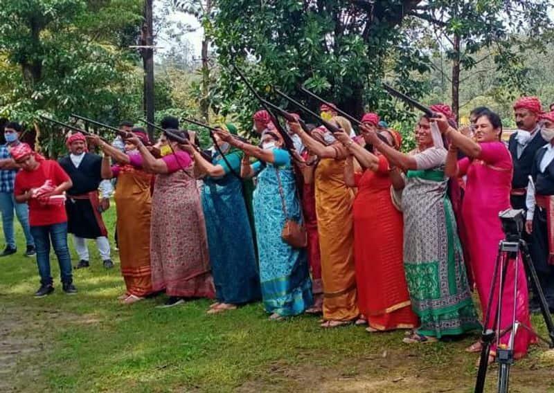 Karnataka a special kailpodh for kodavas this yea thanks to modi government -ymn