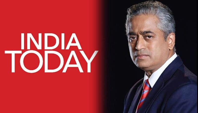 Former India Today employee exposes company, vouches Rajdeep Sardesai isn't a journalist but only a fixer