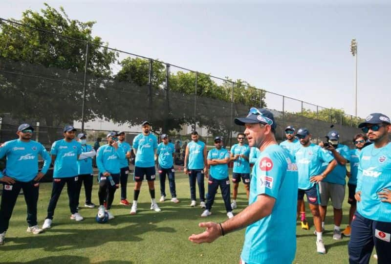 delhi capitals team quarantine due to last match played against kkr in ipl 2021