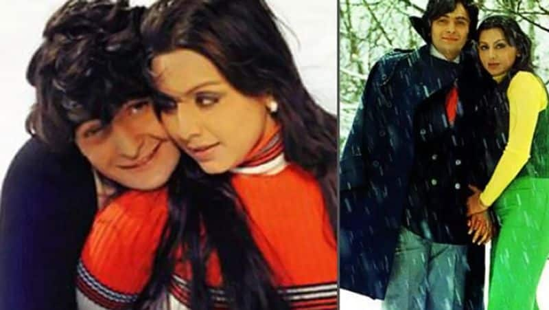 not Neetu Singh actor Rishi Kapoor was mad in love for someone  BRd