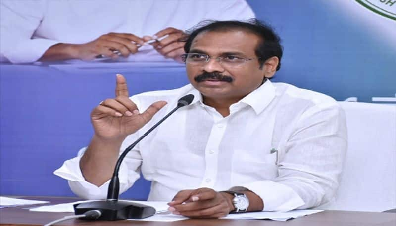 Minister Kurasala Kannababu Satires on Chandrababu, Pawan Kalyan
