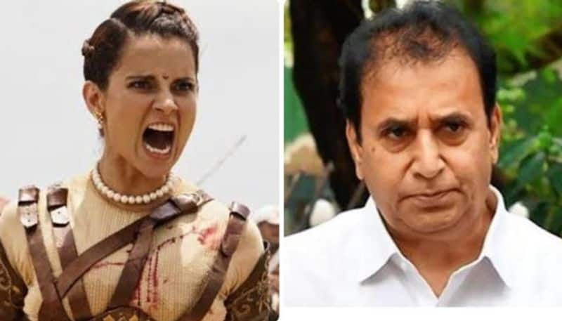 Kangana says 'PoK to Taliban in 1 day' as Maha home minister Anil says she has no right to stay in Mumbai