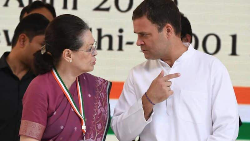 Are preparations for Rahul's coronation in Congress, preparations get important positions