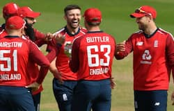 <p><strong>England squad for India T20Is</strong><br /> Eoin Morgan (c), Moeen Ali, Jofra Archer, Jonathan Bairstow (wk), Sam Billings, Jos Buttler (wk), Sam Curran, Tom Curran, Chris Jordan, Liam Livingstone, Dawid Malan, Adil Rashid, Jason Roy, Ben Stokes, Reece Topley and Mark Wood.</p>
