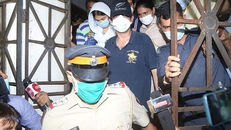 Sushant singh death case Rhea Chakraborty arrests by ncb  BRd