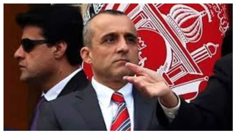 Afghan Vice President Amrullah Saleh targeted in Kabul BSS
