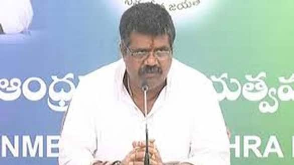 AP minister Avanthi Srinivas serious comments on Chandrababunaidu lns
