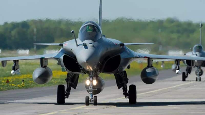 Indian Air Force formally inducts Rafale jets as Sarva Dharma puja held  to mark the occasion