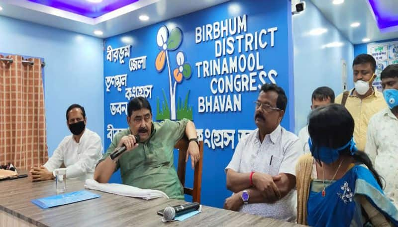 The popularity of Birbhum TMC President Anubara Mandal is falling down, Speculation on his political career ASB