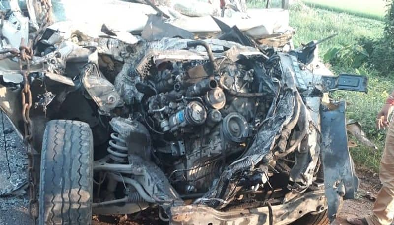 CO of West Bengal Police dies in a road accident at Hooghly BTG