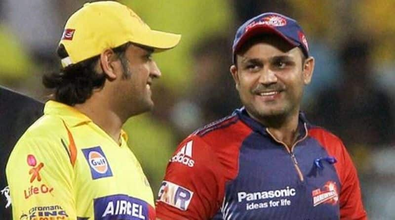 IPL2020 S Badrinath reveals CSK initially wanted Sehwag over Dhoni as captain