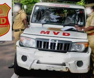 More Issues In  Kerala Motor Vehicle Department Staffs