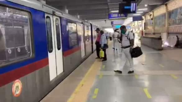 Number of Kolkata Metro increases due to demand RTB