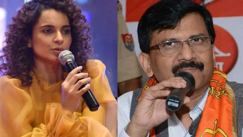 Kangana Ranaut continues to expose Sanjay Raut as she wonders if BJP should not have supported her