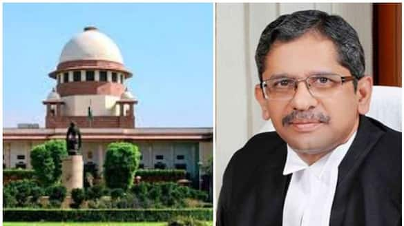 cji n v ramana said that 50 percent reservation is the right of women and this goal should be achieved in courts