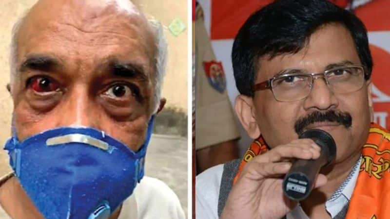 Shiv Sena rubs salts into Navy veterans wounds resorts to whataboutery instead of apologising
