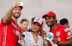 <p><strong>Priety Zinta (Kings XI Punjab): </strong>The ever-hyped Bollywood actress Priety Zinta has a love for cricket since her childhood. Therefore, she did not miss her turn to own her team, as she chose to own the Punjab-based franchise, Kings XI Punjab (KXIP), in the IPL. Nonetheless, the side has failed to live up to the hype and is yet to win the title to date.</p>