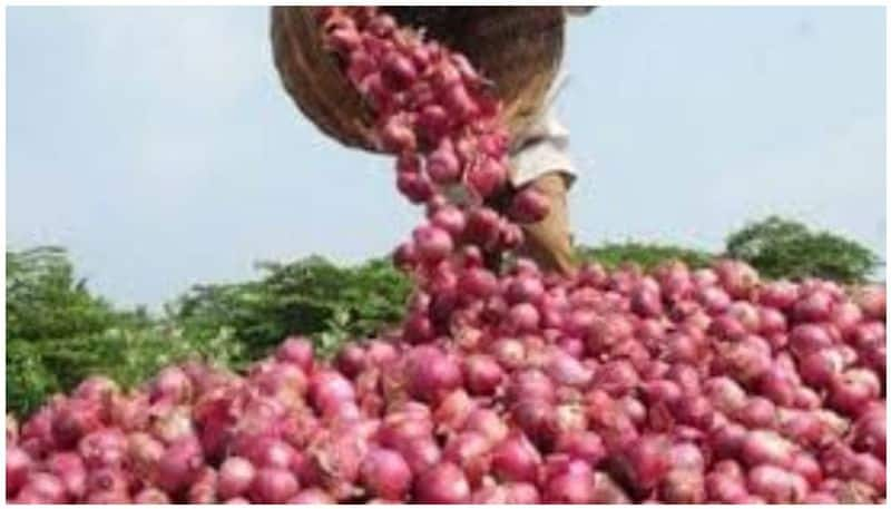 Big news about onion, price of 1000 rupees fell in biggest market