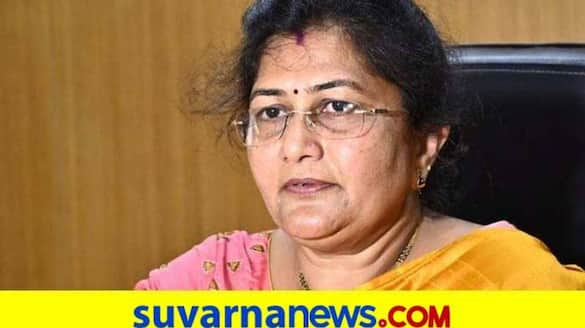 Changes in adoption policies Says Minister shashikala jolle snr