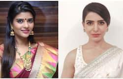<p>Samantha and Aishwarya Rajesh</p>