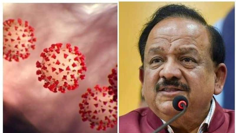 India will have more than one COVID-19 vaccine by early next year: Harsh Vardhan