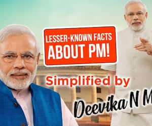 Some impressive and lesser-known facts about PM Modi